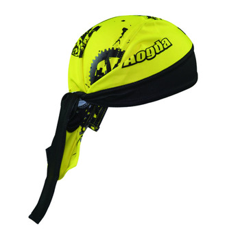 Hot Unisex Outdoor Sport Cycling Sweatproof Riding Polyester Hat Competitive Bicycle Bandana Pirate Headband Soft Headscarf 2