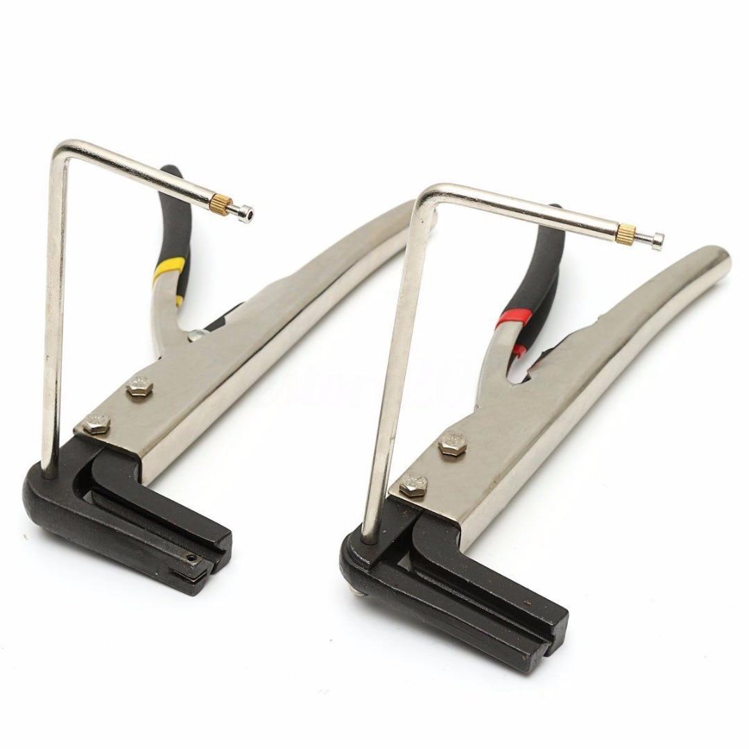 High Quality Manual Sheet Strip Bending Plier Clamp Metal Bending Plier Channel Tools high quality bending mould sheet metal bending tools press brake tooling