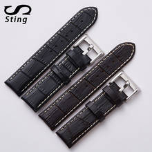 Sting Strap Adapted Handmade Watch Band Leather Men's Strap Bamboo Strips