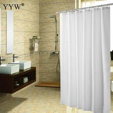 Peva Environmental Shower Curtains Bath Screens Pure Color The Bathroom Curtain Toilet Door Waterproof Thickening