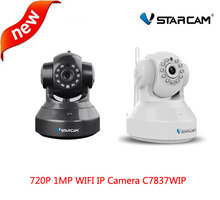 Vstarcam C7837WIP WIFI Camera Onvif Pan Tilt IP Camera 1.0MP 720P Phone Remote Onvif P2P Baby Monitor Wireless Video CCTV IP Cam