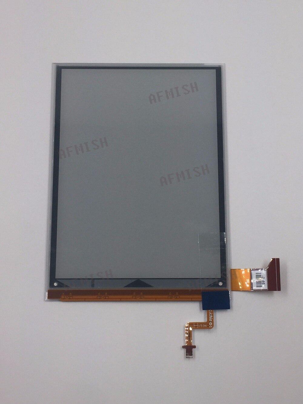 Pantalla LCD de 6 pulgadas para 100%, lector de libros electrónicos, N437-KU-BK-KEP, nuevo, eink, Envío Gratis