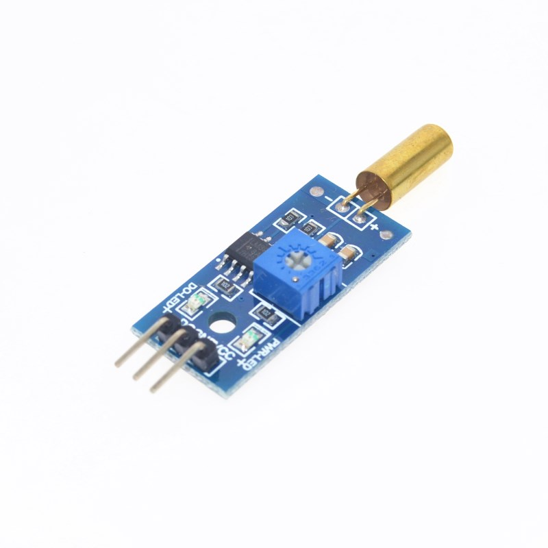 1 stücke Tilt Sensor Modul Schalter Mikrocontroller Elektronische Bausteine für roboter Dropshipping