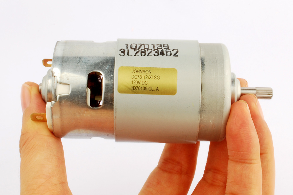 150 Вт 775 двигатель постоянного тока 120 В/10000 об/мин большой крутящий момент мощный мотор шпинделя