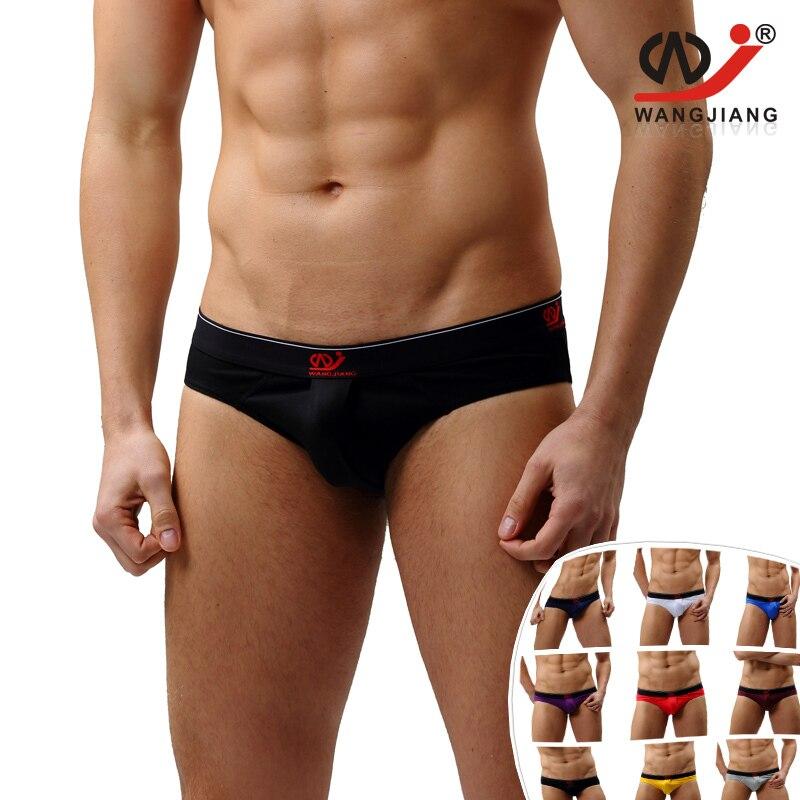 490d33c6cd3 2017 New Mens Underwear Brief Cotton Underwear Man Sexy Briefs Low Waist  Brief Men Sheer Underwear Bulge Gauze black