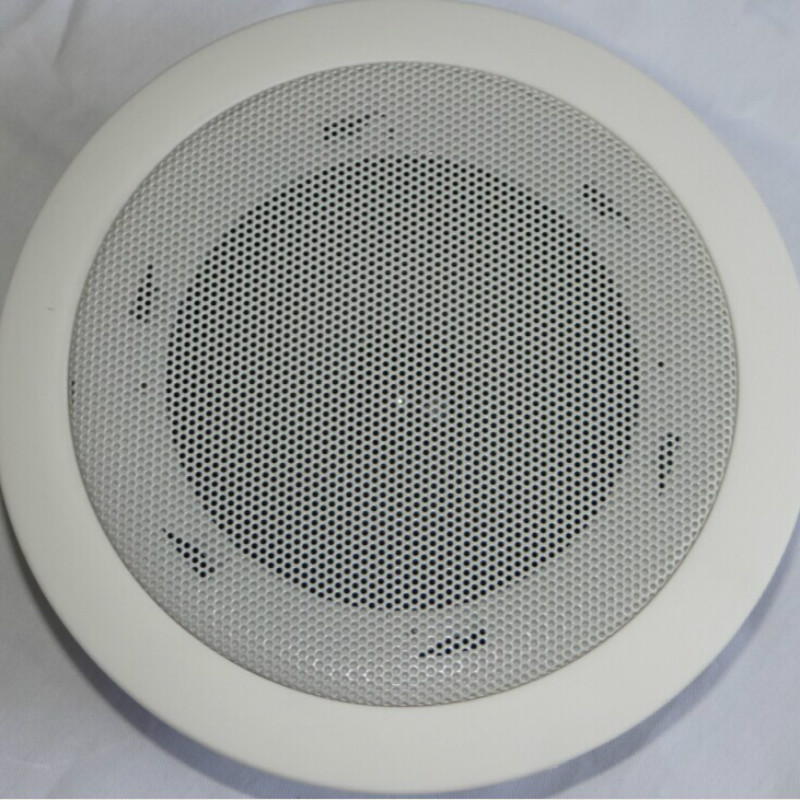 2pcs 5inch 5 5inch Ceiling Speaker Public Broadcasting