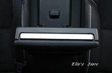 Автомобиль Средства для укладки волос 1 шт. Нержавеющаясталь матовый интерьера заднего сиденья стакана воды украшение Накладка для Volvo XC60 2018