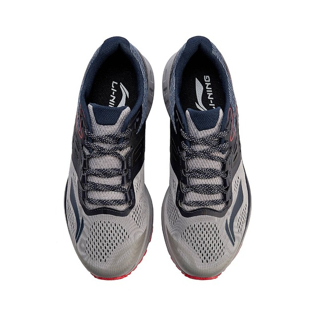 Li-Ning Men FLASH Running Shoes Cushion Wearable LiNing Sport Shoes Breathable Comfort Fitness Sneakers ARHN017 XYP669 5