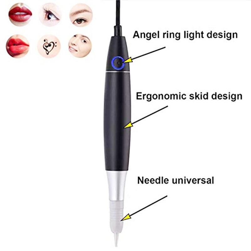 Digital Tattoo Permanent Makeup Machine Pen Kit Eyebrow Lip Eyeliner Med Makeup Microblading Pen Device Touch Screen