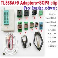 100 Original TL866A Programmer High Speed USB Universal TL866 AVR PIC Bios 51 MCU Flash EPROM