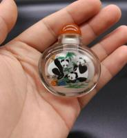Hengshui Chengxin Crafts Painted Snuff Bottles Carefully The Little Pot Of Various Designs Available