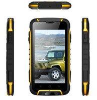 4.5 inch Waterproof Shockproof Phone Original SUPPU F6 IP68 Smartphone MTK6582 Quad Core rugged GPS Waterproof Android 4.4 Z6
