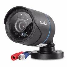 SANNCE 1200TVL Bullet CCTV Camera 1280*720P 1.0MP Waterproof IR-Cut Night Vision Camera For Surveillance System Kit