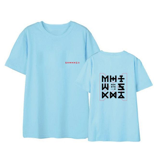 """Monsta X """"The Code"""" T-Shirt"""