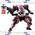 BANDAI HG 1/144 Mobile Suit Amida's Hyakuren Gundam IRON-BLOODED ORPHANS toy model assembled Robot action figure gunpla juguetes