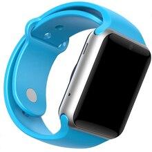 Bluetooth smart watch uhr smartwatch sport uhr armbanduhr für android telefon Mit Kamera FM Unterstützung Sim-karte PK GT08 DZ09 U8