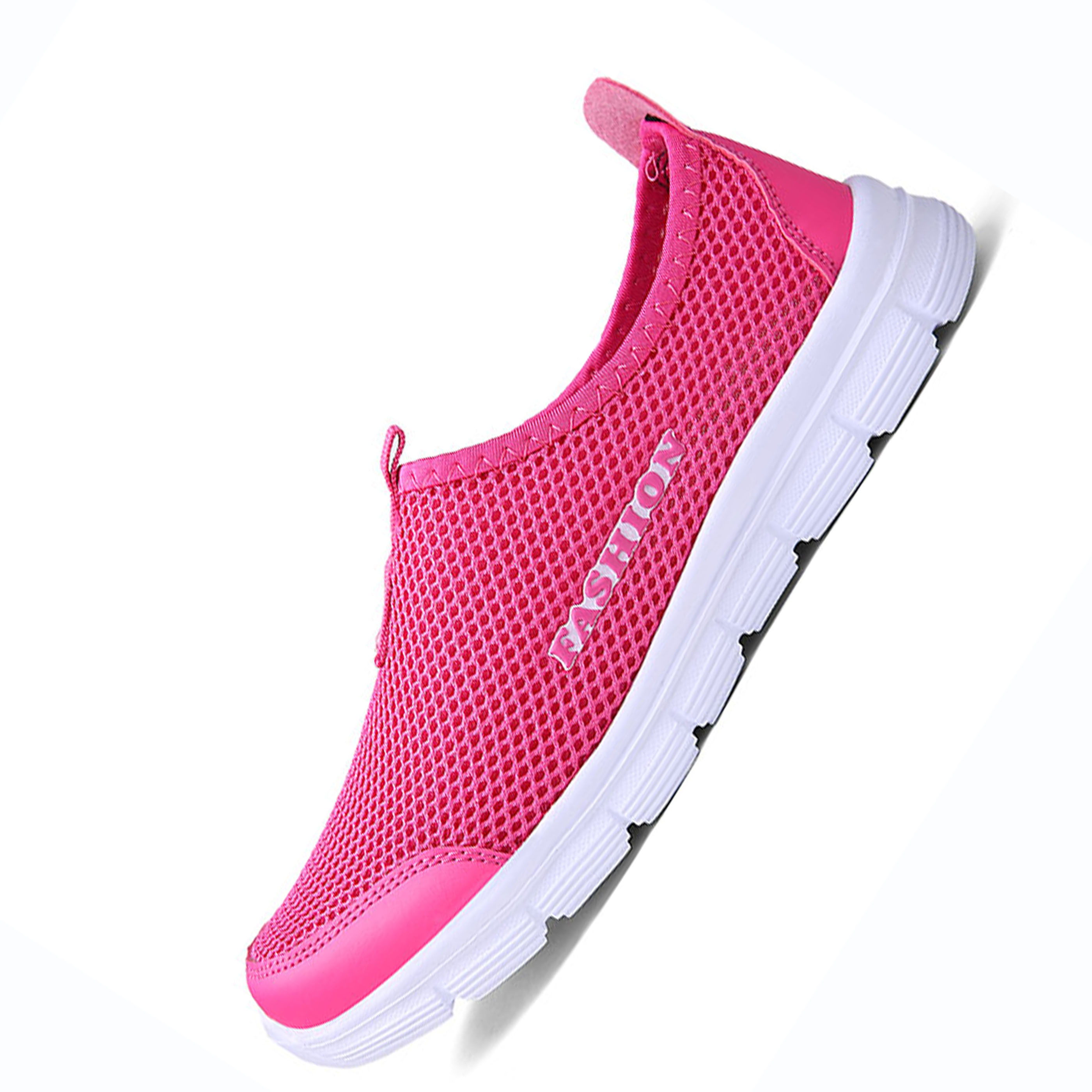 Women Casual Shoes Flat Lady Women's Fashion Air Mesh Summer Shoes Female Slip-on Plus Size 34-41 Shoes Zapatos Mujer women cool mesh breathable shoes female sport and outdoor soft bottom shoes lady casual slip on shoes zapatos de mujer
