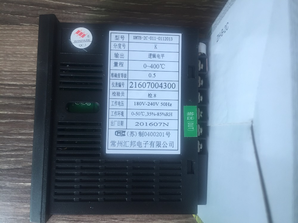 Genuine WINPARK Huibang XMTD-2C logic level of the state temperature controller XMTB-2C-011-0112013 XMTB-2C-011-0112013-H hot new relay nt73 2c 12 dc5v nt73 2c 12 dc5v nt73 2c nt732c12 nt73 dc5v 5vdc 5v dip5