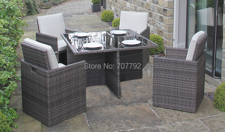 Rattan Garden Furniture Grey popular rattan garden furniture sets-buy cheap rattan garden