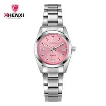 Silver stainless steel strap Watch Women Quartz Watches Ladies Top Brand Luxury Female Wrist Watch Girl Clock Relogio Feminino