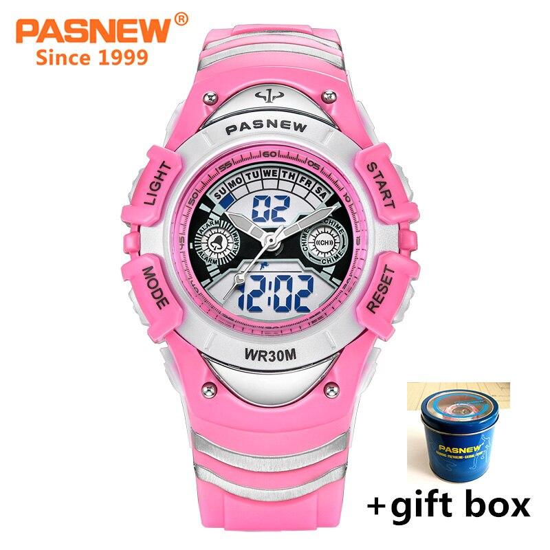 Skmei Marke Kinder Uhren Kinder Sport Cartoon Uhr Für Mädchen Jungen Kautschukband Kinder Quarz Digitale Led Armbanduhren Uhren