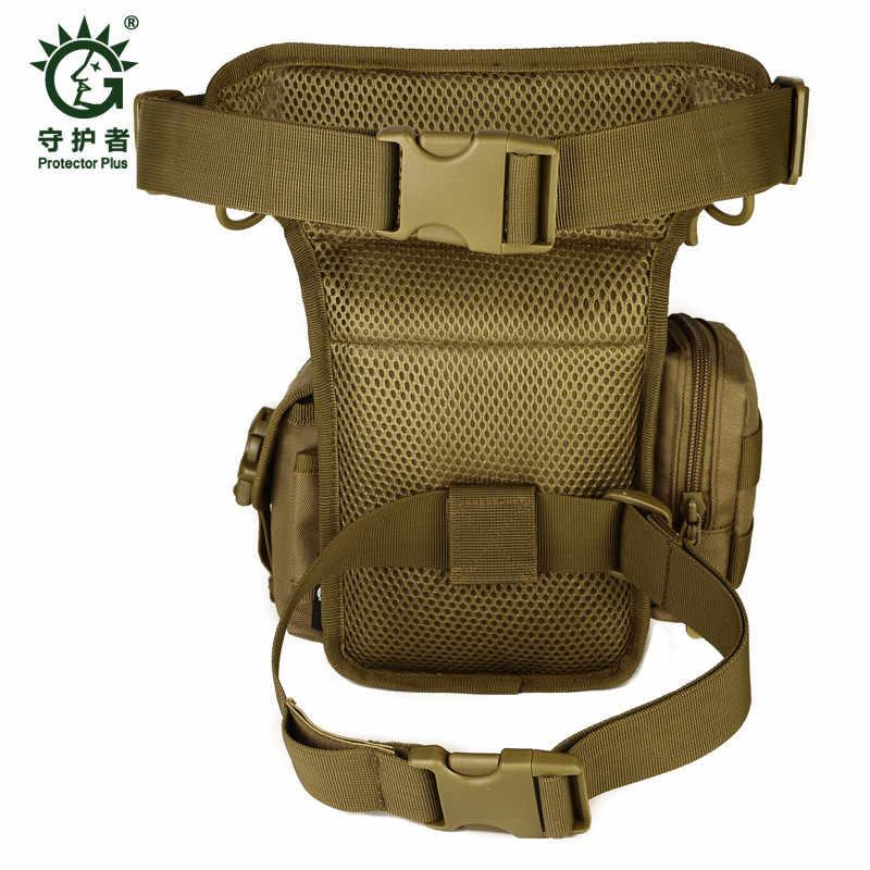 Bolso de la cintura de las piernas del paquete de actualización multi-función de bolsillo oculto de nylon mejor bolso de hombro inclinado de viaje libre de hologramas