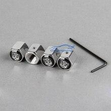 Противоугонная трансформаторы заглушки стволовых клапана nissan т. honda д. bmw caps