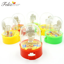 12 STUKS Shooting Hoops Mini Basketbal Speelgoed Kinderen Verjaardag Feestartikelen Feestartikelen Bag Fillers Pinata Jongen Sport Thema party(China)