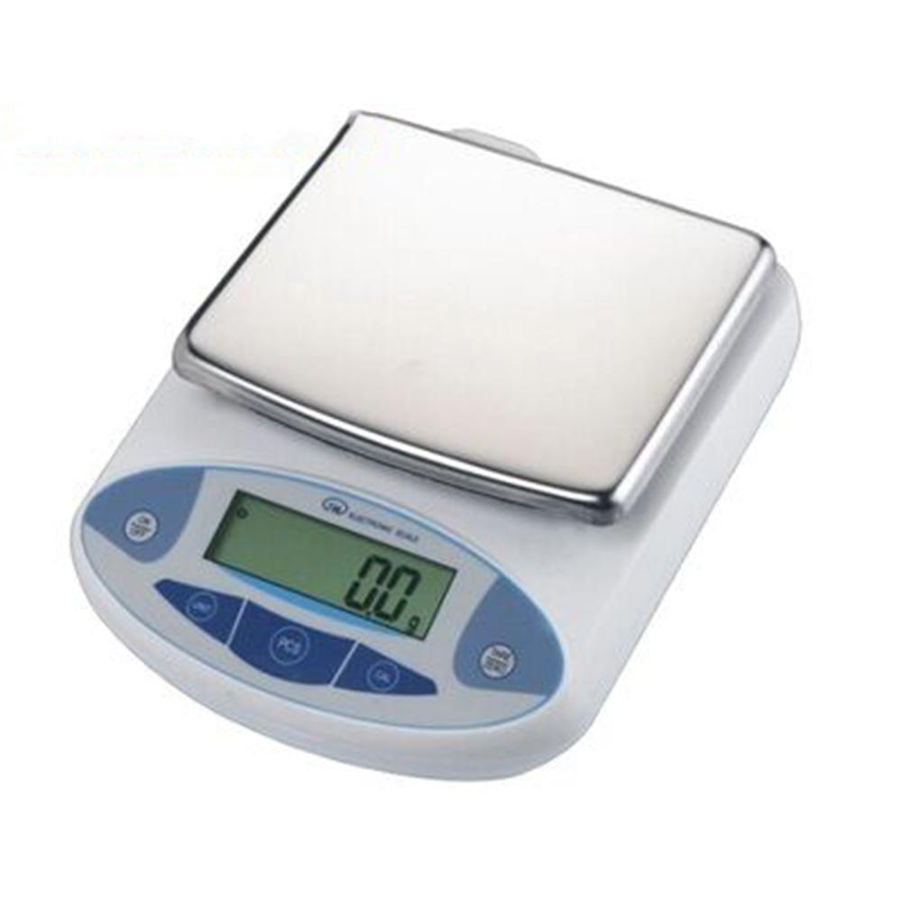 5000x0.01g 10 mg 5 kg Balance de pesage numérique analytique bijoux de laboratoire