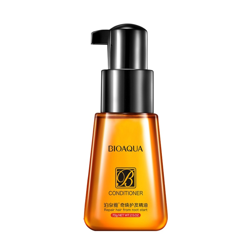 1pc Hair Oil Hair Protect Oil Rose Olives Honey Maquiagem Damage Care Perfect Makeup Conditioner 70ML Hair Mask Newest