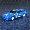 Kyosho OEM1:64 Nissan Skyline GTR R-32  alloy car Fast & Furious toys for children kids toys Bulk Freeshipping