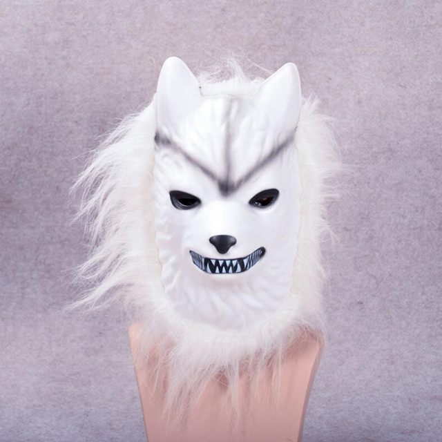 US $19 9 |Feather Animals Mask Adults Men Wolf Tiger Monkey Lion Masks  Carnival Masquerade Party Dress Decoration Christmas Halloween-in Boys  Costume