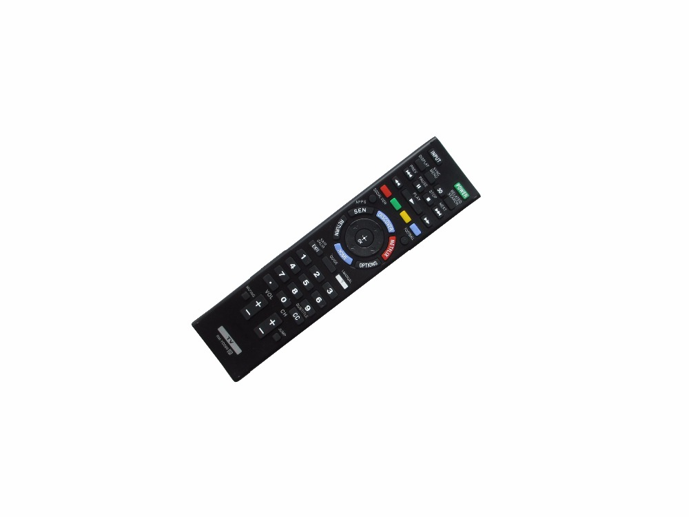 Remote Control For Sony KDL-50W805B KDL-50W807B RM-YD101 KDL-40W605B KDL-55W805B KDL-55W950B KDL-55W955B BRAVIA LED HDTV TV chunghop rm l7 multifunctional learning remote control silver