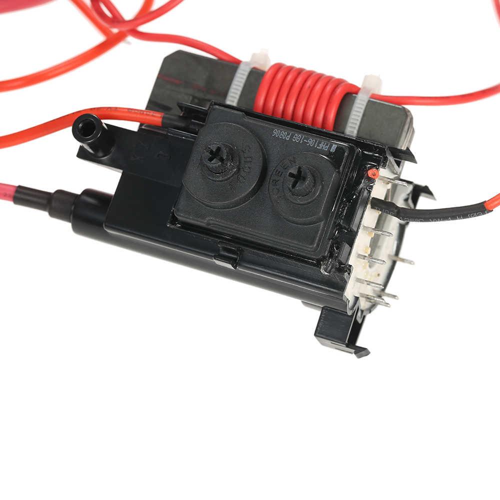 20 кв ZVS Тесла катушка усилитель драйвера усилитель низкой частоты высоковольтный генератор плазменной музыки дуги комплекты динамиков + катушка зажигания + точка распыления