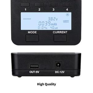 Image 5 - LiitoKala lii 500 Lii 500S LCD 3,7 V 1,2 V 18650 26650 16340 14500 10440 18500 Batterie Ladegerät