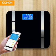 New Smart Bathroom Weighing mi Scales Floor Digital Human Weight Body Fat Scale Detecting Body Balance Bluetooth Home Hmi Scale стоимость