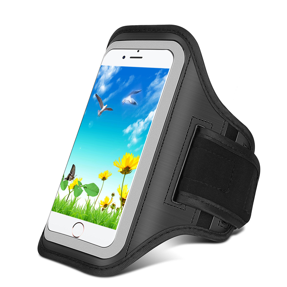 For XOLO One HD Black Era Cube 5.0 Prime LT2000 A1010 Sports Wrist Case Universal 5.5 Running Arm Band Bag Pouch Cover Case