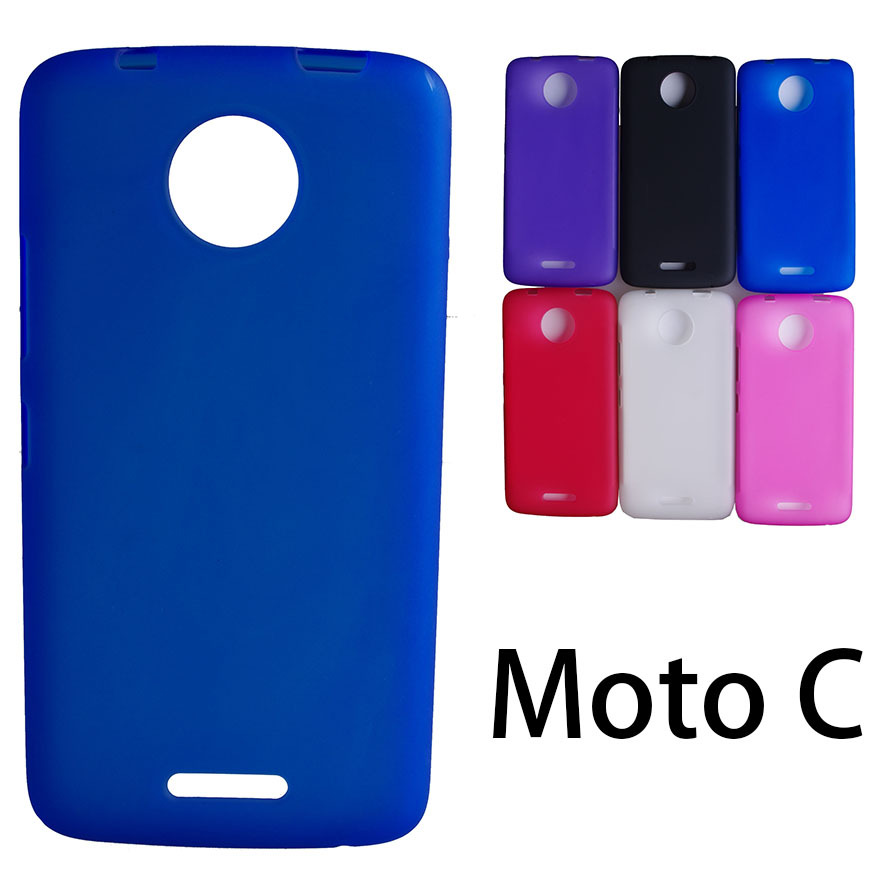 Matte Soft TPU Gel Case For Motorola C Case Dual SIM For Motorola Moto C Cover Mobile Phone Cases Free Shipping For MotoC