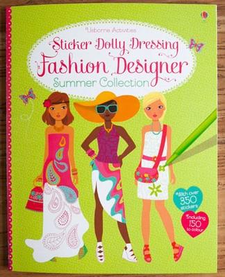 1 Pcs The New Four Seasons Open The Original English Book Princess Dress Sticker Books Girls Gifts For Children