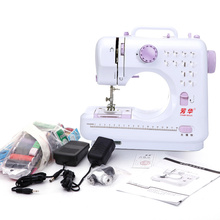 Fanghua sewing machine 505A multifunction household electric sewing foot authentic eat thick small mini sewing machine
