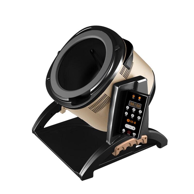 Machine de friture électrique intelligente automatique de Machine de cuisson de 220 V 6L faisant la Machine multifonctionnelle de cuisson de rouleau de nourriture chinoise
