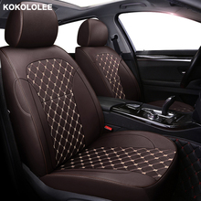 Kokololee пользовательские Чехол автокресла для bmw e46 e36 e39 аксессуары e90 x5 e53 f11 e60 f30 x3 e83 x1 x4 x6 для 1 2 3 5 7 серии сиденье