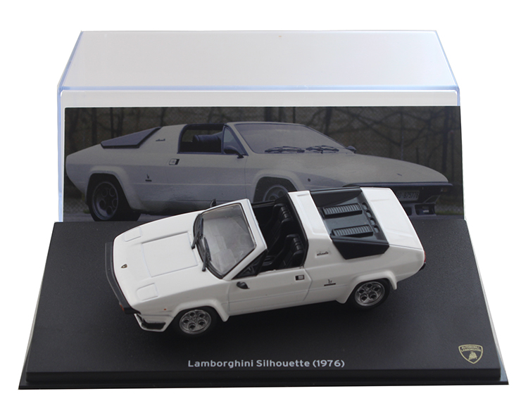 ФОТО rare IXO 1/43 Silhouette (1976) car model Alloy car models Favorite Model