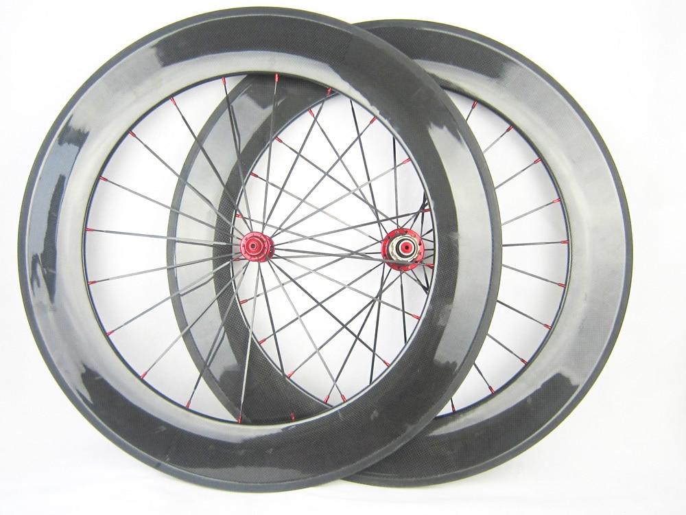 light weight 1420 spoke carbon fiber road wheel 1795g 88mm depht 23mm width 700C wheel set