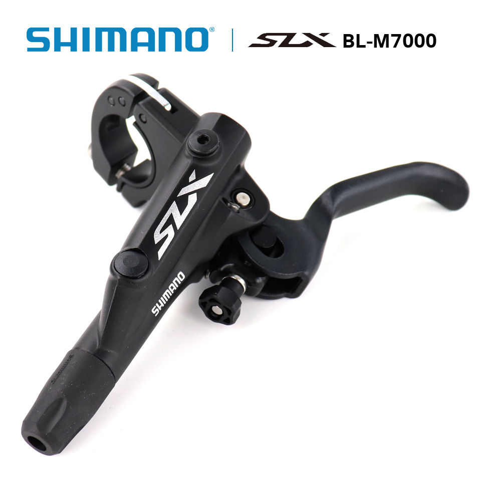 SHIMANO SLX BL-M7000 BRAKE LEVER Hydraulic Disc Brake Levers Left & Right MTB Bicycle Parts free shipping bicycle autobike motorbike brake motorcycle brake clutch levers hydraulic clutch lever 90cm black