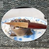 free shipping Mahogany pen pure langhao calligraphy brush