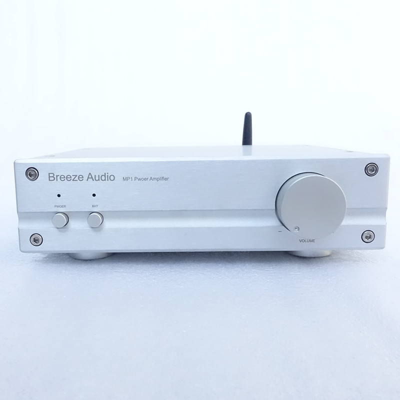 Breeze audio 30W*2 lm1875 power amplifier with Bluetooth audio input home power amplifier