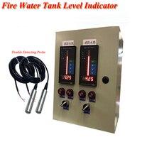 Indicador de Nível de líquido para Exibição Fogo Piscina Pia Tanque de Água Nível de Água Alarme De Controle do Nível do Líquido Instrumento ZD-B30