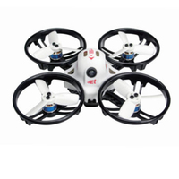ET115 Brushless FPV RC Racing Drone + Flysky XM FM800 FS RX2A Receiver RX Shockproof Spare Parts PNP Kit Quadcopter