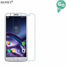 2PCS Screen Protector Glass For Moto G6 Plus Anti-brust Tempered Film